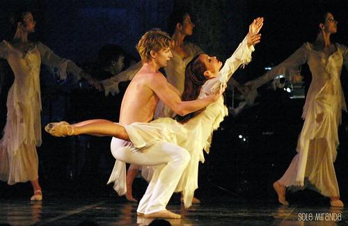 ballet AMOR BRUJO