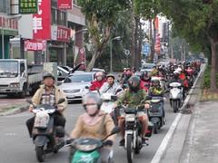 Scooters (Minzu 1st Rd.)