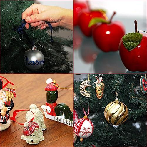 Collage di Natale