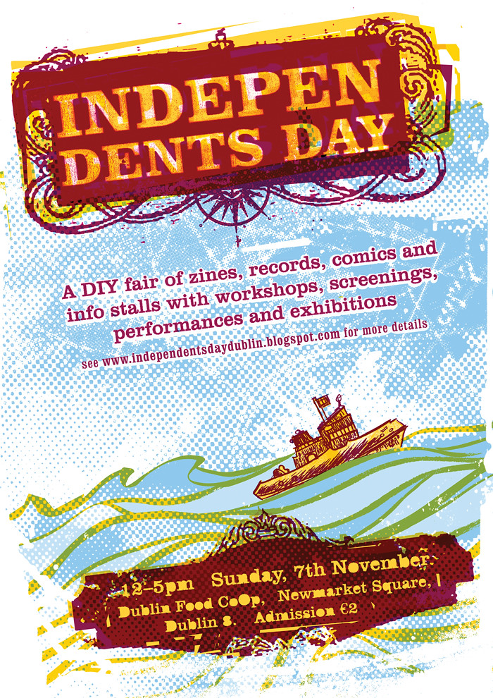 Independents Day 2010 poster