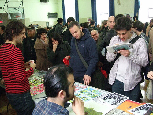 BCGF 2010 :: Manale, Deforge, Flanders, And A Guy
