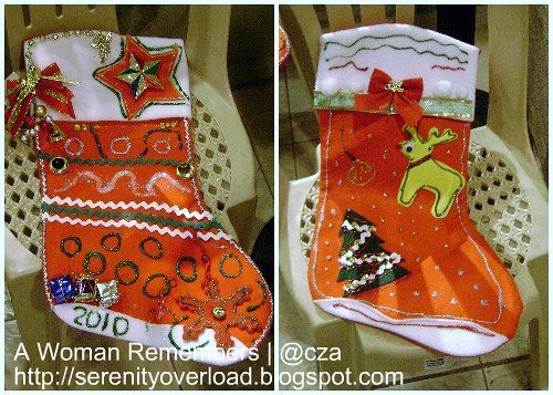 christmas-stocking, diy christmas stocking, christmas stocking designs