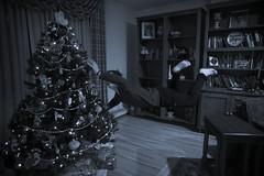 (johntcosta) Tags: christmas photoshop levitate