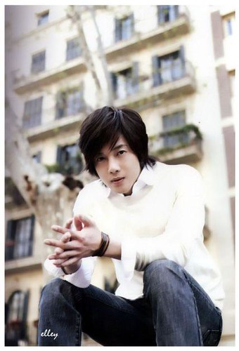 "Kim Hyun Joong ""Ready, Action!"" Spain Photobook 4"