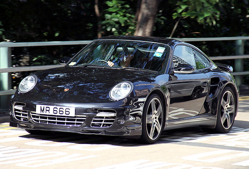 Porsche   911 (997)   Turbo   MR 666   Mid-Levels   Hong Kong   China