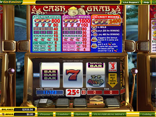 Cash Crab slot game online review
