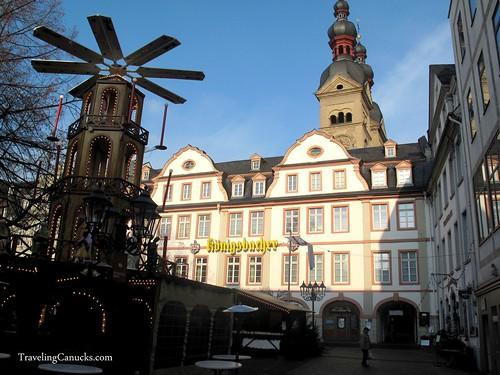 Traditional Christmas Market - Koblenz, Germany