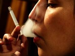 Smoking Magda