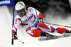 Ondřej Bank zazářil pátým místem v obřím slalomu Světového poháru
