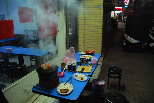 Grilling With Bootsy in Taiwan