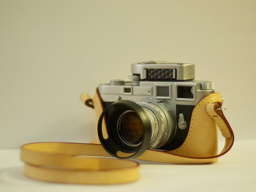 Leica M3 with JnK leather