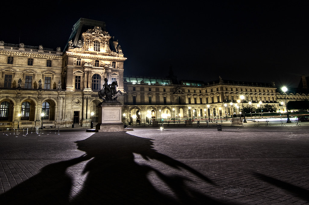 Shadow of Louis XIV