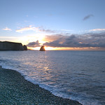 Freshwater Bay Sunrise - re-worked
