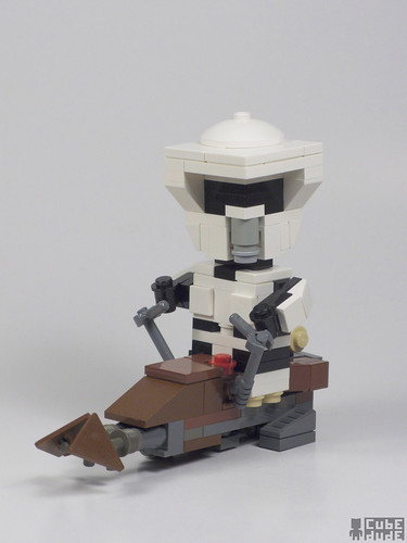 CubeDude Speeder Bike
