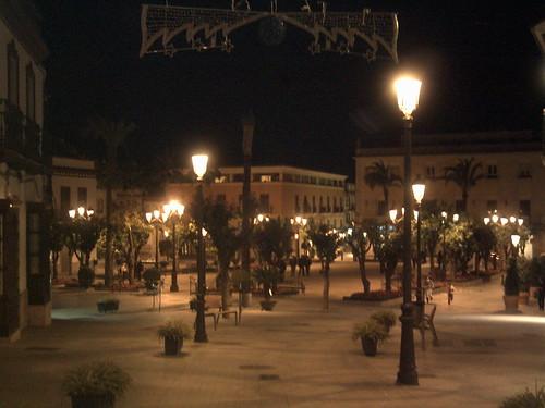 Plaza de España (Lebrija)