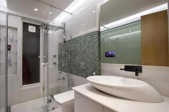Bathroom Interior Design by Mahesh Punjabi