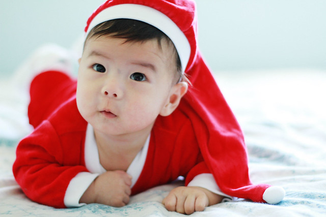 Santa Baby - Merry Christmas 2010 & Happy New Year 2011, My flickr friends~