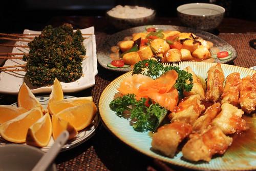 Lotus Vegetarian Restaurant, Yangshuo, day 47