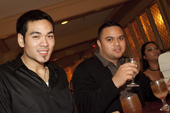 TANOCAL Christmas Party (besighyawn) Tags: restaurant berkeley christmasparty anthony 2010 hslordships ajscamera tanocal leevanr
