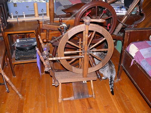 Lucia (My Christmas Wheel)