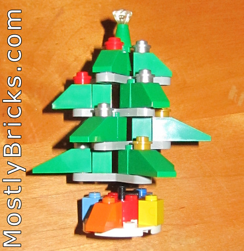 LEGO 30009 Creator Christmas Tree