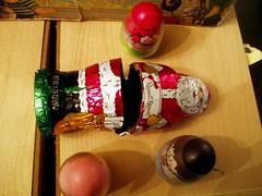 Ho Ho aaaaaaaahhhh! (randoymwalks) Tags: santa christmas toys weebles