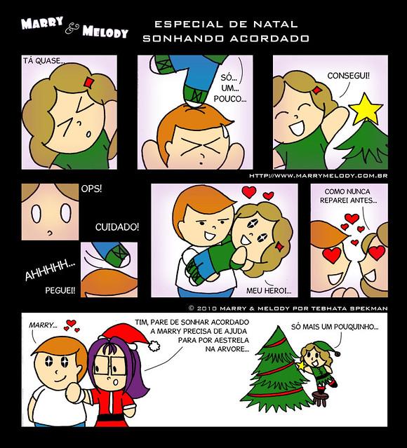 Especial de Natal - Sonhando Acordado