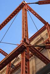Nodes (jssz) Tags: platform andamio structure scaffold reforma joint node reform nudo nodes estructura