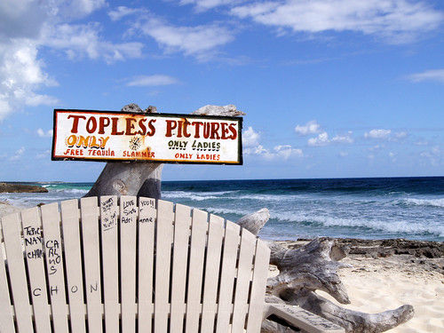 Topless Pictures: Only Ladies