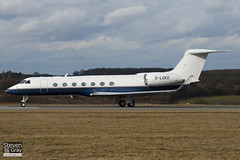 G-LGKD - 5172 - TAG Aviation - Gulfstream G550 - Luton - 100226 - Steven Gray - IMG_7465