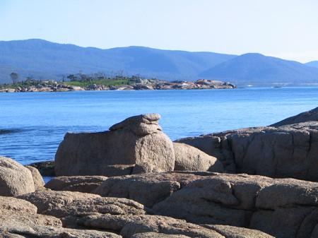 Shoreline scenery always fascinating