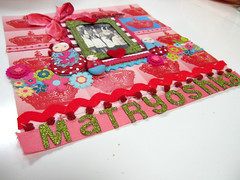 Matryoshka Scrapbook Layout! 6