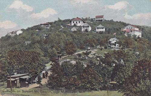 Cottages on Summit Mt Beacon NY