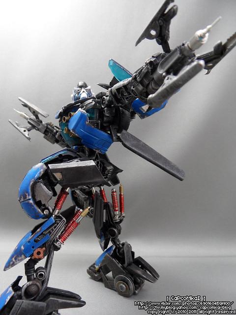 Transformers Custom Rotf Movie Accurate Jolt