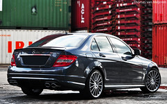 Mercedes-Benz C63 AMG (Thomas van Meijeren) Tags: