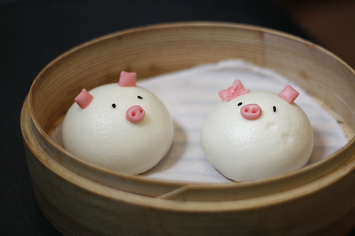 "Chefs Gallery - Sesame ""Piggy"" Bun"