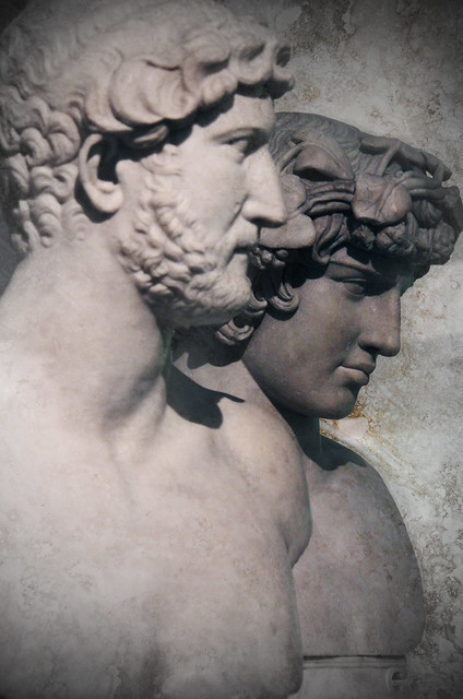 Hadorian and Antinous