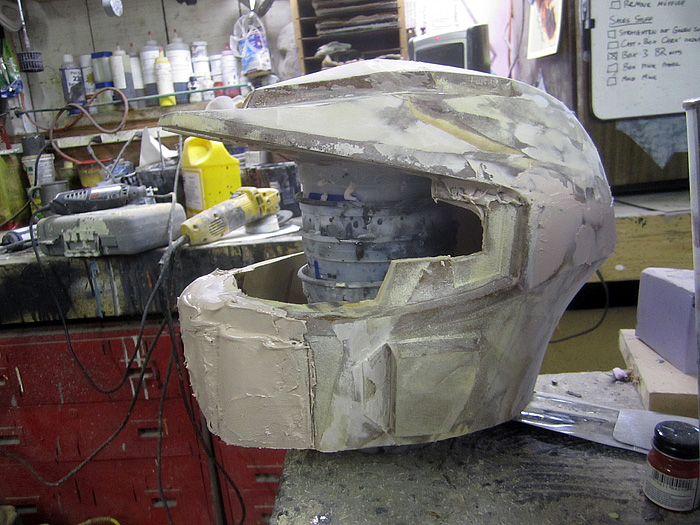 Mk5 Bondo Progress 2