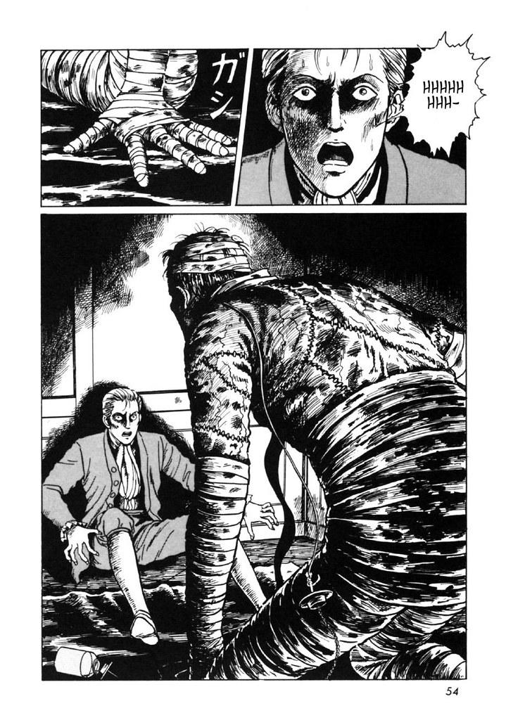 Junji Ito - Frankenstein, Page 054