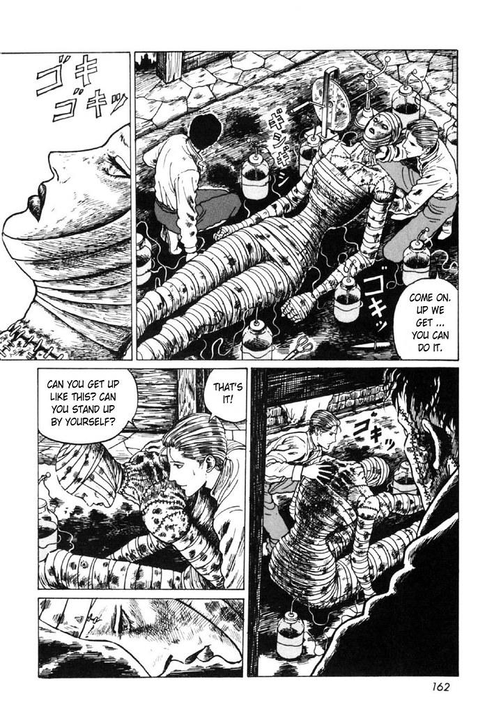 Junji Ito - Frankenstein, Page 162