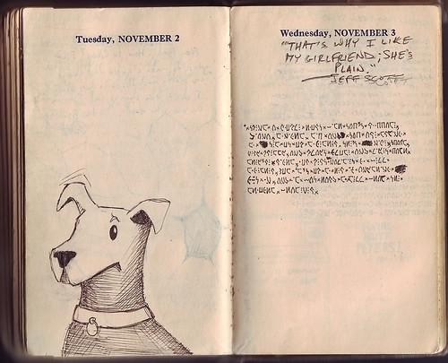 1954: November 2-3