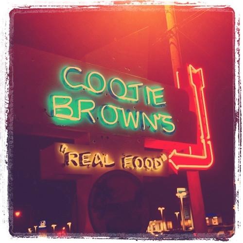 cootie browns real food