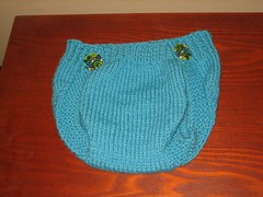 Wool Cloth-Diaper Cover