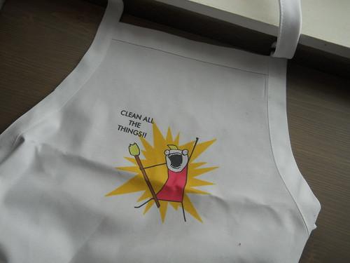 Hyperbole & a Half apron
