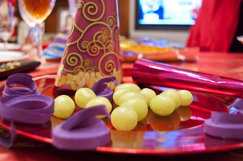 122/365 ¿Te atragantaste con las 12 uvas?