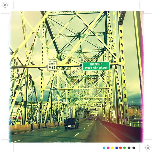 Seattle Bound!