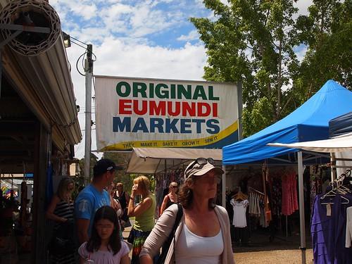Eumundi market5