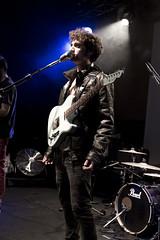 Clepton @ BocaNord, Barcelona 2010 (alex belza) Tags: barcelona music rock live concierto guitarra indie serra jordi boca pau nord collado manresa guillem xevi ubach lafoz clepton