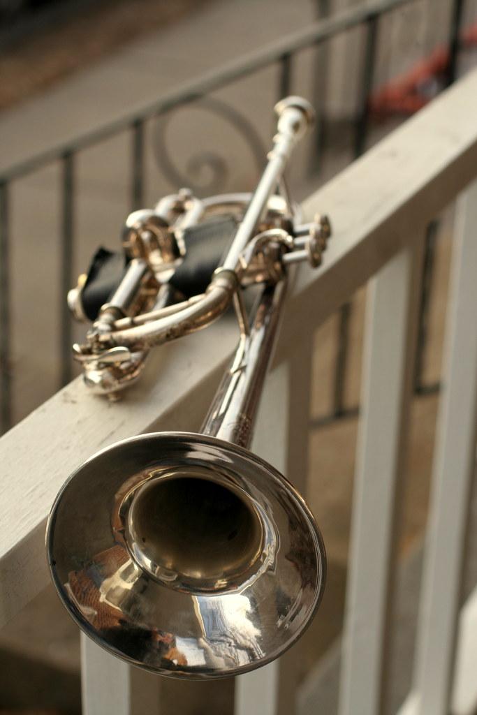 4/365 - trumpet - 01/04/2011