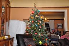 The tree (Derek K. Miller) Tags: christmas xmas family tree vancouver christmastree xmastree 2010